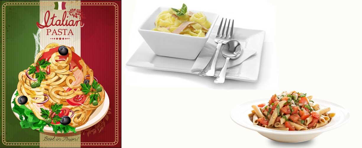 طرح توجیهی فروشگاه زنجیرهای پاستا ( ماکارونی ) ایتالیایی اسپاگتی