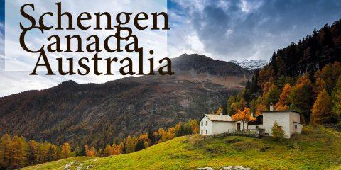 طرح توجیهی برای اقامت از طریق سرمایه گذاری ( اروپا ، کانادا و استرالیا )