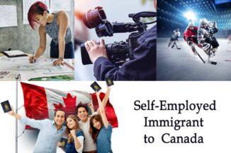 بیزینس پلن برای ویزای کانادا – مدارک مهاجرت به کانادا از روش خود اشتغالی Self-Employed-Immigrant-to-Canada