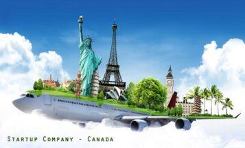 طرح توجیهی شرکت استارت آپ آژانس مسافرتی توریستی در تورنتو کانادا