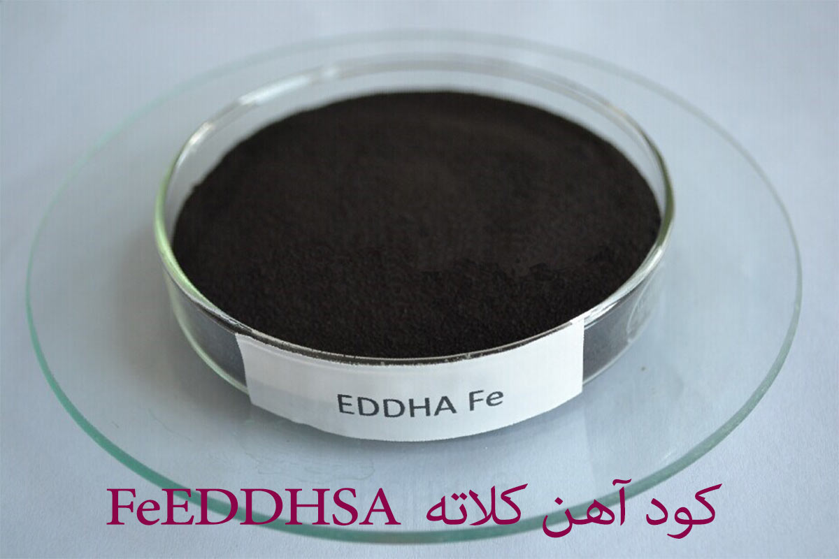 طرح توجیهی تولید کود آهن کلاته FeEDDHSA