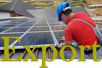 طرح توجیهی صادرات پنل خورشیدی ویزای سرمایه گذاری آلمان بیزینس پلن Business Plan