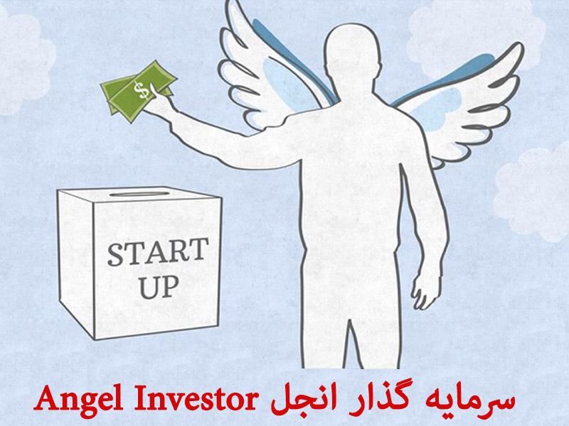 سرمایه گذار انجل Angel Investor Business Plan سرمایه گذار انجل کیست ؟