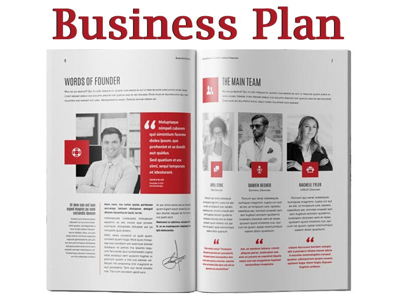 تفاوت بیزینس پلن Business Plan