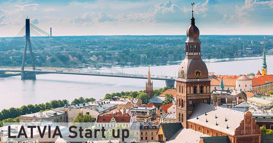 Latvia بیزینس پلن استارتاپ ویزای لتونی لاتیوا