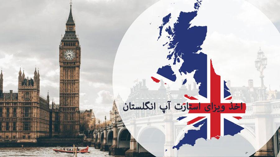 بیزینس پلن اخذ ویزای استارتاپ انگلیس UK VISA STARTUP